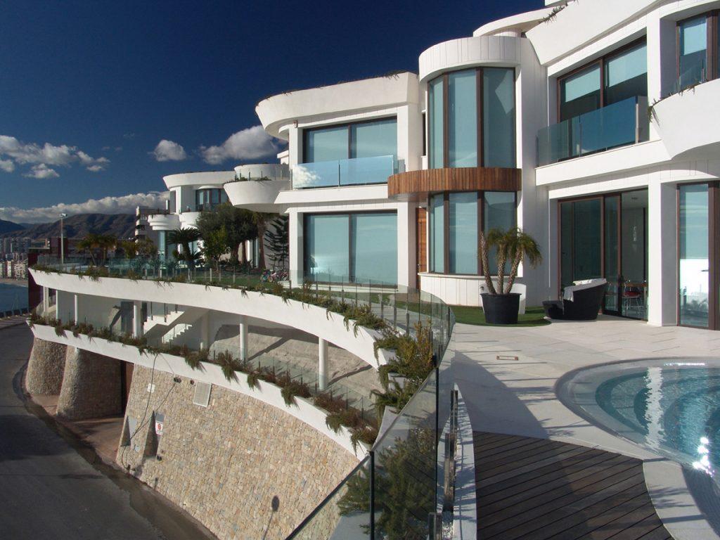 Villa With Sea View For Sale In Benidorm Direct Costa Blanca